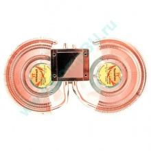 Кулер для видеокарты Thermaltake DuOrb CL-G0102 с тепловыми трубками (медный) - Балаково