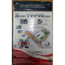 Внутренний TV-tuner Kworld Xpert TV-PVR 883 (V-Stream VS-LTV883RF) PCI (Балаково)