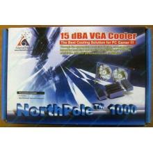 Кулер для видео-карты GlacialTech NorthPole 1000 (Балаково)