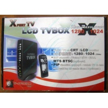 Внешний TV tuner KWorld V-Stream Xpert TV LCD TV BOX VS-TV1531R (без БП!) - Балаково