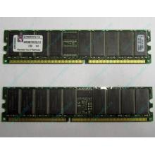 Серверная память 512Mb DDR ECC Registered Kingston KVR266X72RC25L/512 pc2100 266MHz 2.5V (Балаково).