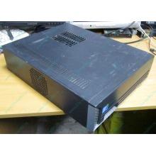Лежачий четырехядерный системный блок Intel Core 2 Quad Q8400 (4x2.66GHz) /2Gb DDR3 /250Gb /ATX 300W Slim Desktop (Балаково)