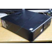 Б/У компьютер HP Compaq 6000 SFF (Intel Pentium Dual Core E5400 (2x2.7GHz) /2Gb /320Gb /ATX 240W minidesktop /WINDOWS 7 PRO) - Балаково
