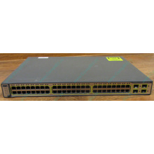 Б/У коммутатор Cisco Catalyst WS-C3750-48PS-S 48 port 100Mbit (Балаково)