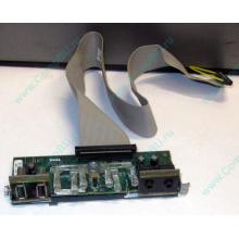 Панель передних разъемов (audio в Балаково, USB) и светодиодов для Dell Optiplex 745/755 Tower (Балаково)