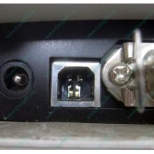 Термопринтер Zebra TLP 2844 (выломан USB разъём в Балаково, COM и LPT на месте; без БП!) - Балаково