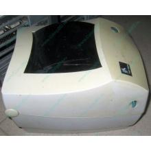 Термопринтер Zebra TLP 2844 (слегка пробита крышка в Балаково, без БП!) - Балаково