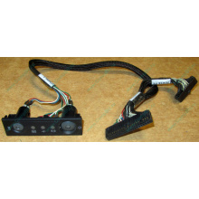 HP 224998-001 в Балаково, кнопка включения питания HP 224998-001 с кабелем для сервера HP ML370 G4 (Балаково)