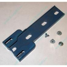 """Синий пластмассовый фиксатор-защёлка HP 224981-001 для 5.25"""" устройств в HP ML370 (Балаково)"""