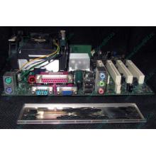 Комплект: плата Intel D845GLAD с процессором Intel Pentium-4 1.8GHz s.478 и памятью 512Mb DDR1 Б/У (Балаково)