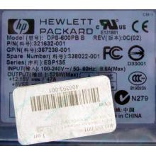 Блок питания 575W HP DPS-600PB B ESP135 406393-001 321632-001 367238-001 338022-001 (Балаково)