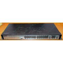 Б/У коммутатор D-link DES-3200-28 (24 port 100Mbit + 4 port 1Gbit + 4 port SFP) - Балаково
