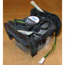 Кулер для процессоров socket 478 с большим сердечником из меди Б/У (Балаково)